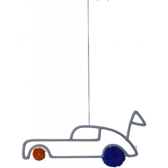 Mobile Odin - Car blue wave