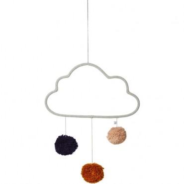 Mobile Odin - Cloud dumbo grey