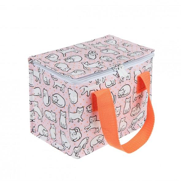 Lunch bag - Cutie cat