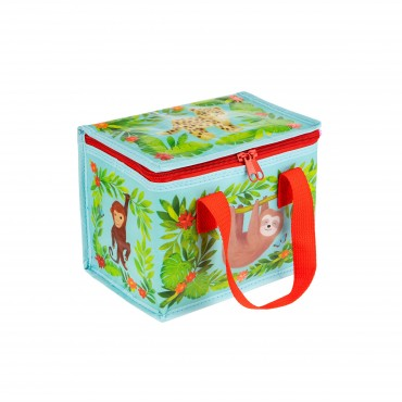 Lunch bag - Sloth and Friends