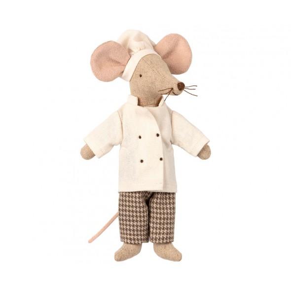 Souris - Chef cuisinier