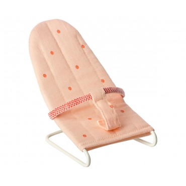 Siège pour bébé souris (Micro) - Rose