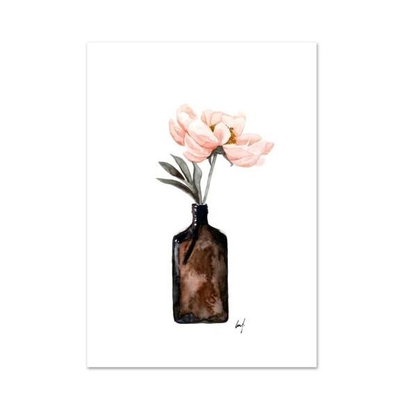 Affiche - Coral Blossom