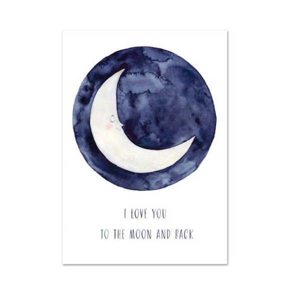 Affiche - To The Moon