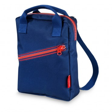 Sac à dos - Zipper Dark blue