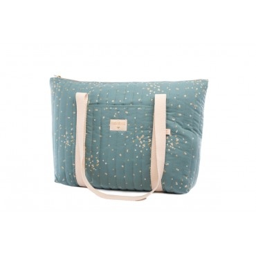 Sac de maternité Paris - Confetti magic green