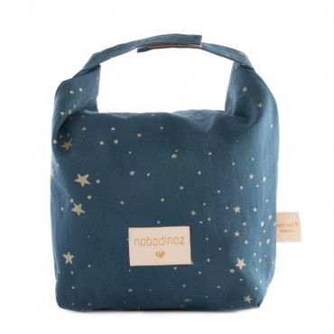 Lunch bag Too cool - Gold stella / Night blue