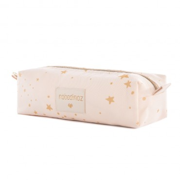 Trousse à crayons Too Cool - Gold stella / Dream pink