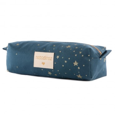 Trousse à crayons Too Cool - Gold stella / Night blue