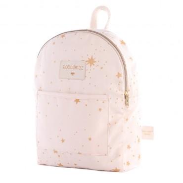 Mini sac à dos Too Cool - Gold stella / Dream pink