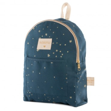 Mini sac à dos Too Cool - Gold stella / Night blue