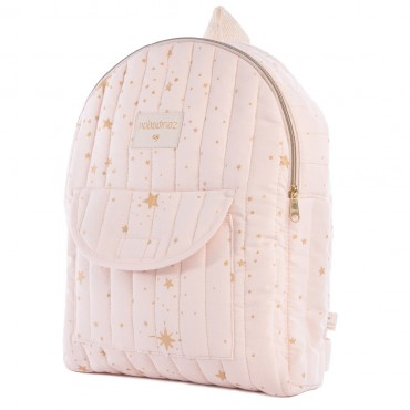 Sac à dos Too Cool - Gold stella / Dream pink