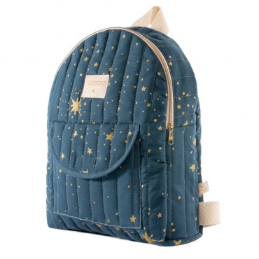 Sac à dos Too Cool - Gold stella / Night blue