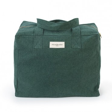 Sac Celestins - Green malachite
