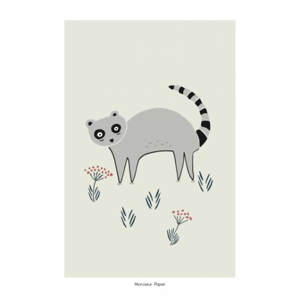 Affiche - Lémurien