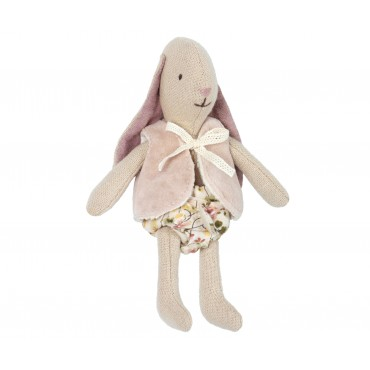 Mini  lapin - Girl (veste rose)