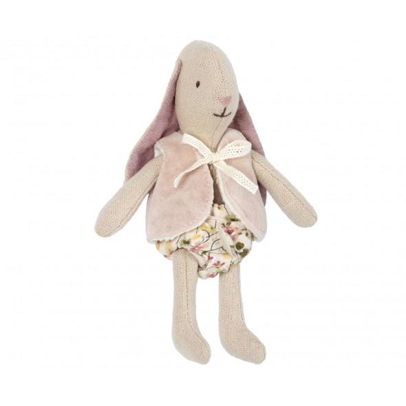 Mini  lapin - Girl (veste rose)