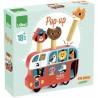 Autobus pop-up par Ingela P. Arrhénius