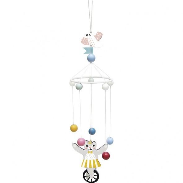 Mobile Circus par Michelle Carlslund (petit modèle)