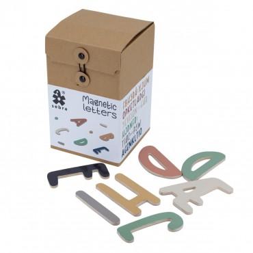 Box de 58 lettres magnétiques