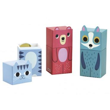 Mini puzzles par Ingela P. Arrhenius