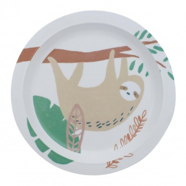 Assiette en mélamine - Wildlife
