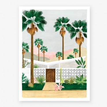 Affiche - Palmspring