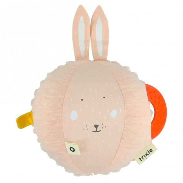 Balle d'activité - Mrs Rabbit