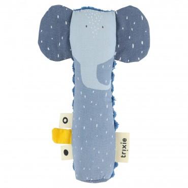 Hochet couineur - Mrs Elephant