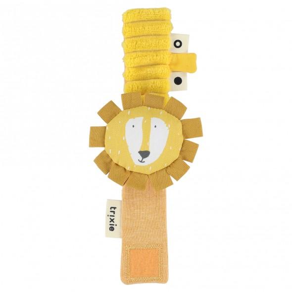 Hochet bracelet - Mr Lion