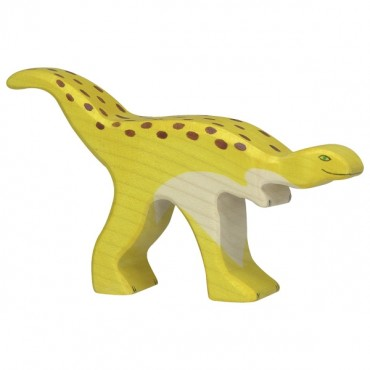 Animal en bois - Staurikosaurus
