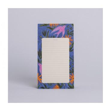 Bloc-notes - Envolée