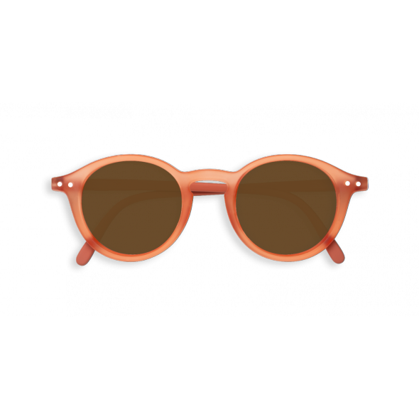 Lunettes de soleil Junior Forme D - Warm orange
