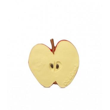Jouet en latex  - Pépita la pomme