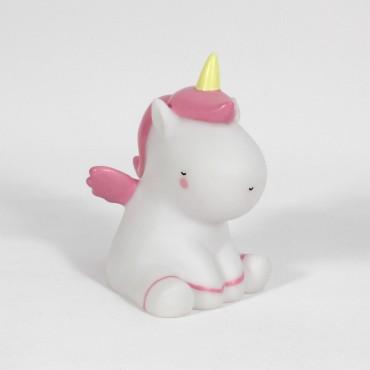 Petite Veilleuse - Unicorn (rose)