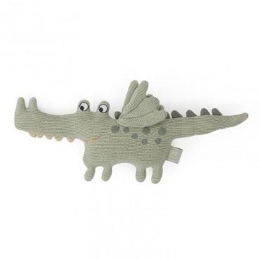 Hochet Buddy le bébé crocodile