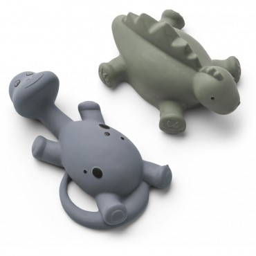 Set de 2 jouets de bain Algi - Blue