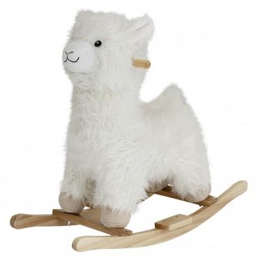 Lama à bascule