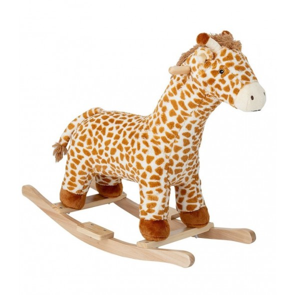 Girafe à bascule