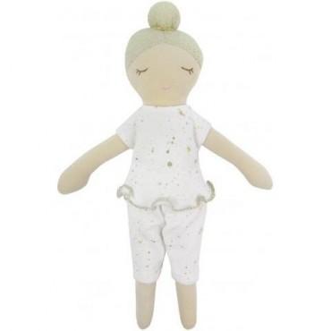 Petite poupée endormie (confetti)