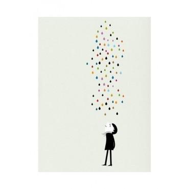 Affiche Monsieur Under The Rain