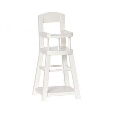 Chaise haute pour bébé souris/lapin (Micro)