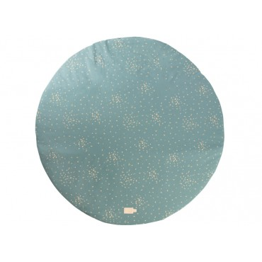Tapis de jeu Full Moon - Gold confetti / Magic green (PM)