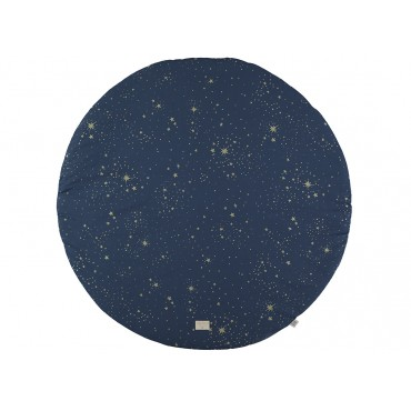 Tapis de jeu Full Moon - Gold stella / Night blue (PM)