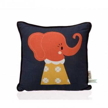 Coussin Elle Elephant