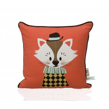Coussin Aristo Chat