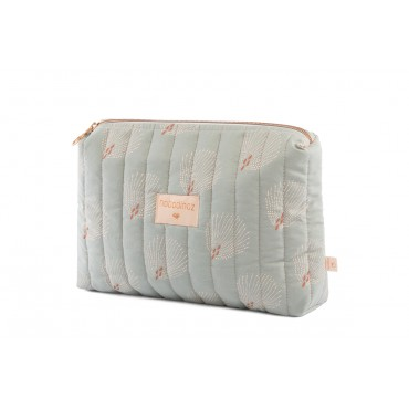 Trousse de toilette Travel - White Gatsby / Antique green