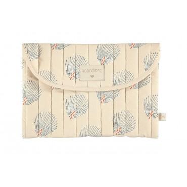 Pochette de rangement Bagatelle - Blue Gatsby / Cream