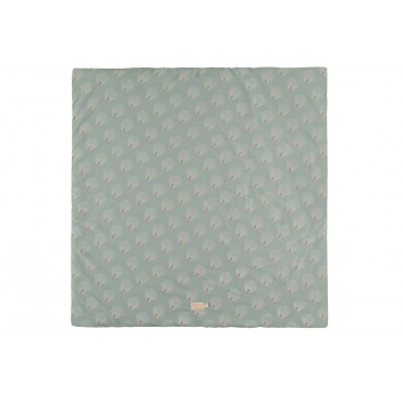 Tapis de jeu Colorado - White Gatsby / Antique green