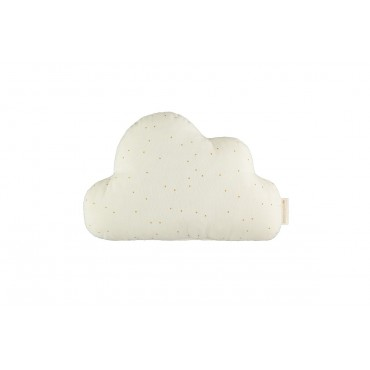 Coussin Cloud - Honey sweet dots